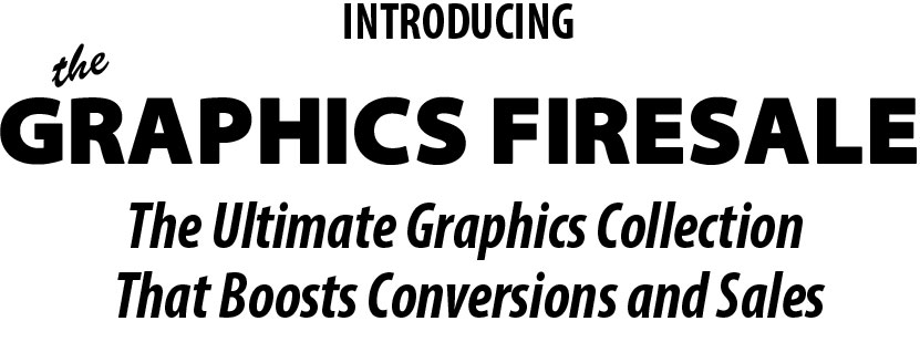 Graphics Firesale Package